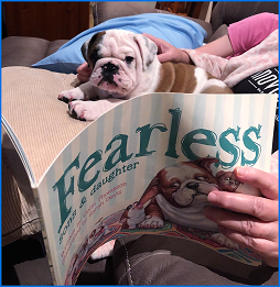 Paws and Read!