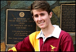 Daniel Earns ADFA Award